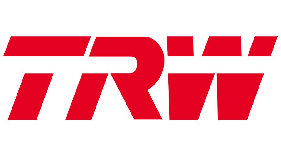 دیسک چرخ جلو 405 برند TRW تولید آلمان